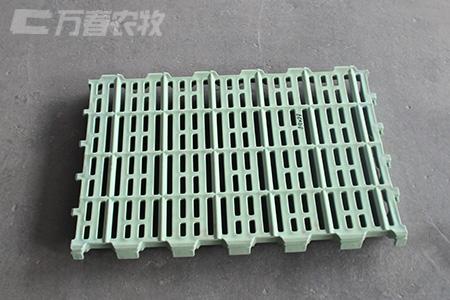 600×400mm绿色塑料漏粪板